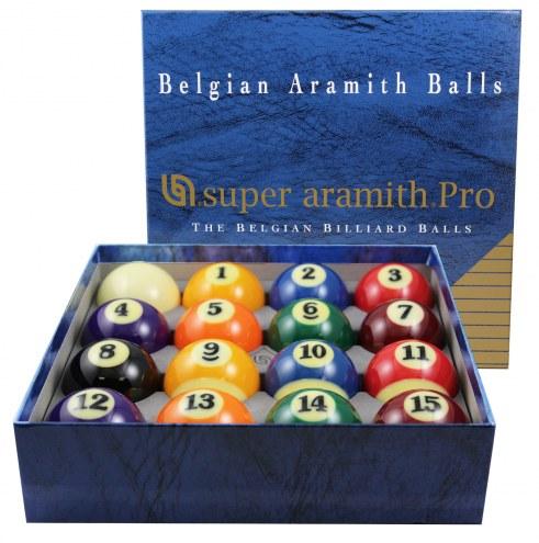 Super Aramith Pro Series Belgian Billiard Balls