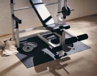 SuperMats Large Home Gym Mat