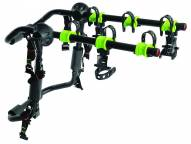 Swagman Bicycle Carriers Gridlock 3-Bike Trunk Rack