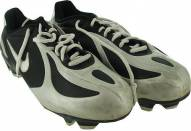 Syracuse 2007 Game Used Football Shoes #27 Size: 12.5