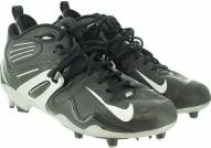 Syracuse 2007 Game Used Football Shoes #50 Size: 11 - 11.5