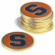 Syracuse Orange 12-Pack Golf Ball Markers