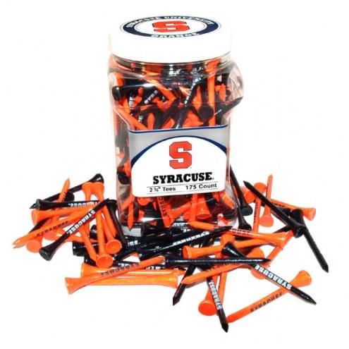 Syracuse Orange 175 Golf Tee Jar