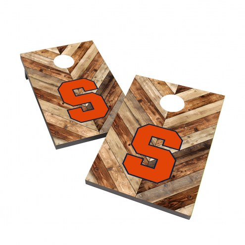 Syracuse Orange 2' x 3' Cornhole Bag Toss