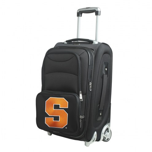 """Syracuse Orange 21"""" Carry-On Luggage"""