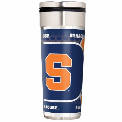 Syracuse Orange 22 oz. Hi Def Travel Tumbler