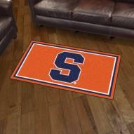 Syracuse Orange 3' x 5' Area Rug