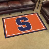 Syracuse Orange 4' x 6' Area Rug