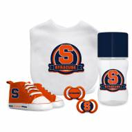 Syracuse Orange 5-Piece Baby Gift Set