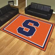 Syracuse Orange 8' x 10' Area Rug