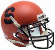 Syracuse Orange Alternate 1 Schutt XP Collectible Full Size Football Helmet