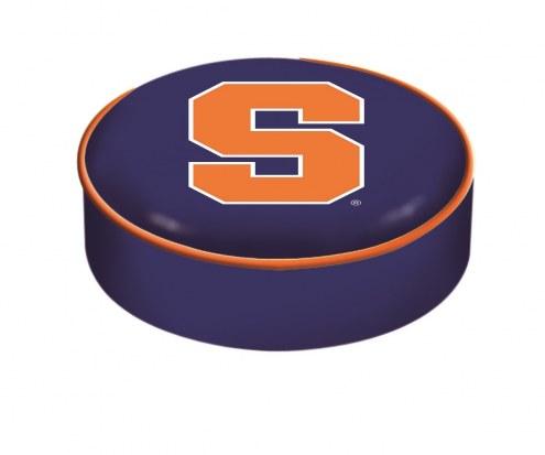 Syracuse Orange Bar Stool Seat Cover