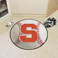 Syracuse Orange Baseball Rug