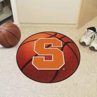 Syracuse Orange Basketball Mat