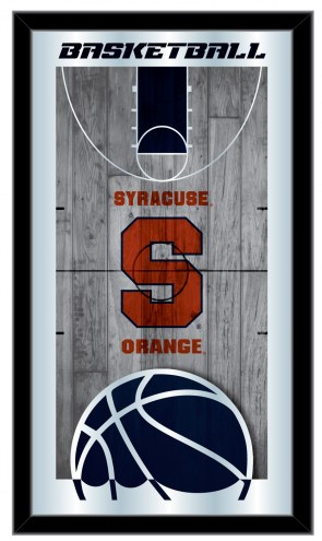Syracuse Orange Basketball Mirror