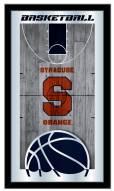 Syracuse Orange Basketball Mirror