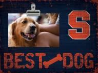 Syracuse Orange Best Dog Clip Frame