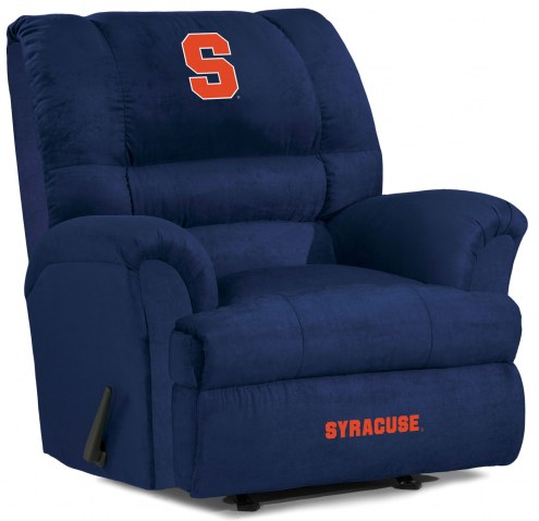 Syracuse Orange Big Daddy Recliner
