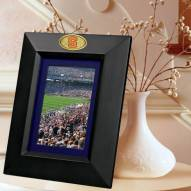 Syracuse Orange Black Picture Frame