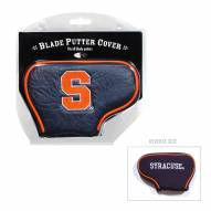Syracuse Orange Blade Putter Headcover