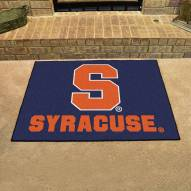 Syracuse Orange Blue All-Star Mat