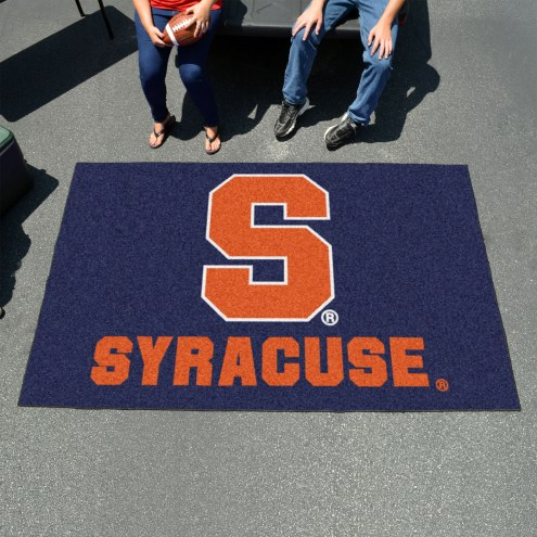 Syracuse Orange Blue Ulti-Mat Area Rug