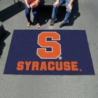 Syracuse Orange Blue Ulti-Mat Area Rug