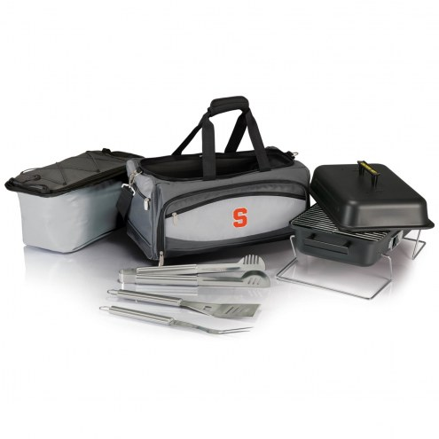Syracuse Orange Buccaneer Grill, Cooler and BBQ Set