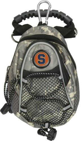 Syracuse Orange Camo Mini Day Pack