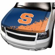 Syracuse Orange Car Hood Cover