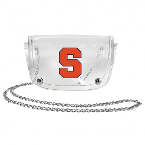 Syracuse Orange Clear Waistpack