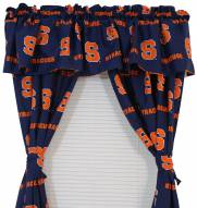 Syracuse Orange Curtains