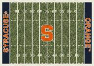 Syracuse Orange College Home Field Area Rug