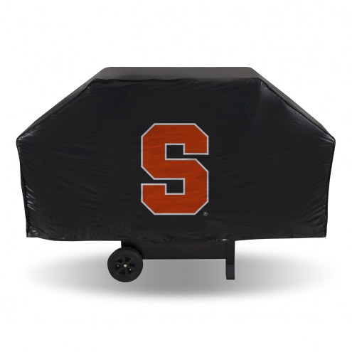 Syracuse Orange College Vinyl Grill Cover