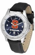 Syracuse Orange Competitor AnoChrome Men's Watch