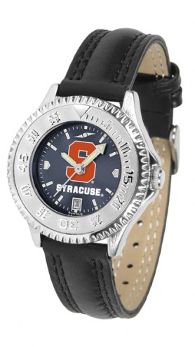 Syracuse Orange Competitor AnoChrome Women's Watch