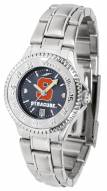 Syracuse Orange Competitor Steel AnoChrome Women's Watch