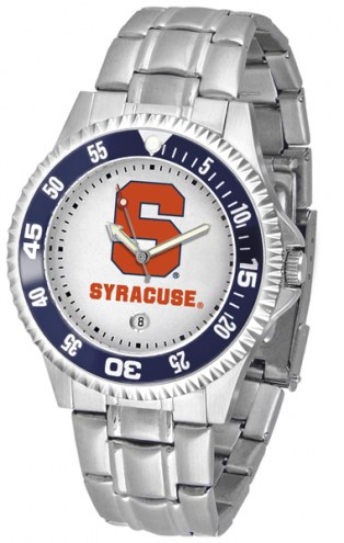 Syracuse Orange Competitor Steel Men's Watch
