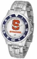Syracuse Orange Competitor Steel Men's Watch