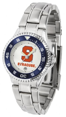 Syracuse Orange Competitor Steel Women's Watch