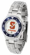 Syracuse Orange Competitor Steel Women's Watch