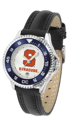 Syracuse Orange Competitor Women's Watch