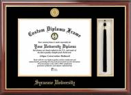 Syracuse Orange Diploma Frame & Tassel Box