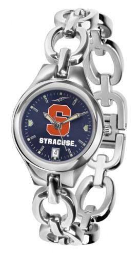 Syracuse Orange Eclipse AnoChrome Women's Watch