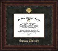 Syracuse Orange Executive Diploma Frame