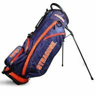 Syracuse Orange Fairway Golf Carry Bag