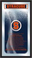 Syracuse Orange Fight Song Mirror
