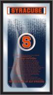Syracuse Orange Fight Song Mirror