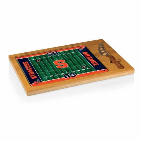 Syracuse Orange Football Icon Cutting Board