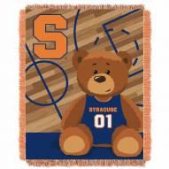 Syracuse Orange Fullback Baby Blanket